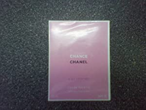 Chance by Chanel for Women, Eau De Toilette Spray, 3.4 Ounce