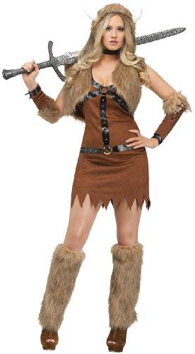 Vikin (The Warriors Vest Costume)