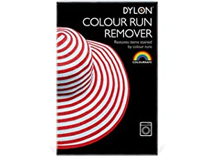 dylon colour run remover laundry 2 sachets. Black Bedroom Furniture Sets. Home Design Ideas