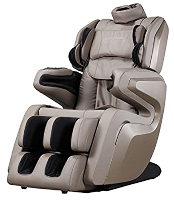 New 3d Fujita Kn9005 Massage Chair Recliner-zero Gravity -From Head to Toe! Most Advanced 3d Technology! 3 Year Fully Covered Loaded! (Olive Gray)