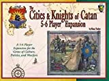 Mayfair Games - The Cities and Knights of Catan 5-6 Player Expansion