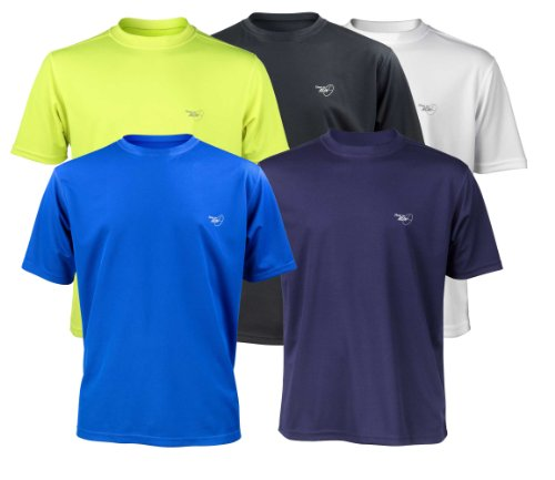Time To Run Men's Favourite Short Sleeve Running T Shirt