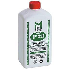 Möller Stone Care HMK P23 P 23 (P 323) Steinglanz  Steinbodenpflege 10 Liter  BaumarktKundenbewertung und Beschreibung