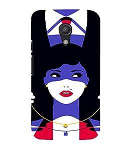 PrintVisa Love Couple Gift Sarcastic Design 3D Hard Polycarbonate Designer Back Case Cover for Motorola Moto G2