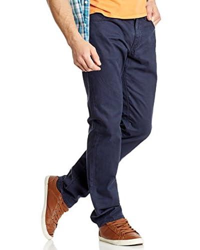 Dockers Pantalone Slim [Azul Medio]