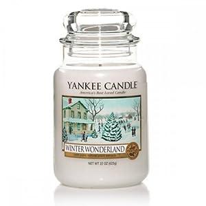 Winter Wonderland Large Jar - Yankee Candle