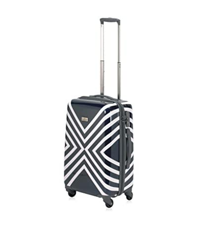 Happy Chic by Jonathan Adler Happy Chic 21 Inch Carry-On Wheeled Luggage, Arcade