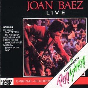 Joan Baez - Joan Baez-Live - Zortam Music