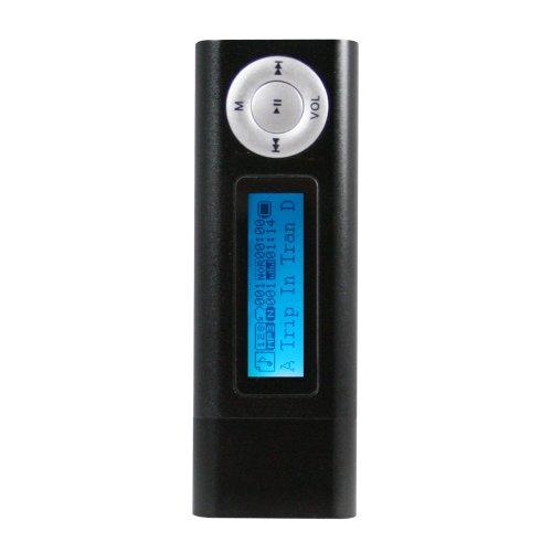 Hip Street HS-529-2GBBK 2 GB MP3 Player (Black)