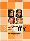 セックス・アンド・ザ・シティ シーズン 6 vol.2 [DVD]