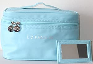 Liz Earle Luxury Blue Wash Bag