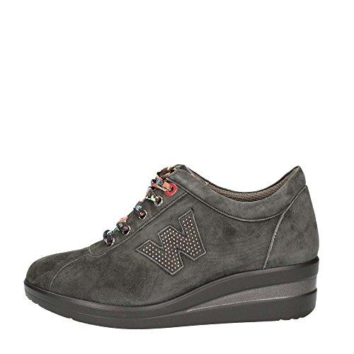 Melluso R0806 Sneakers Donna Camoscio Lapis Lapis 36