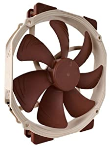 Noctua 140mm Premium Quiet Quality Case Cooling Fan NF-A15 PWM