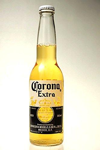 Corona(コロナ) ビール 355ml瓶×4本セット