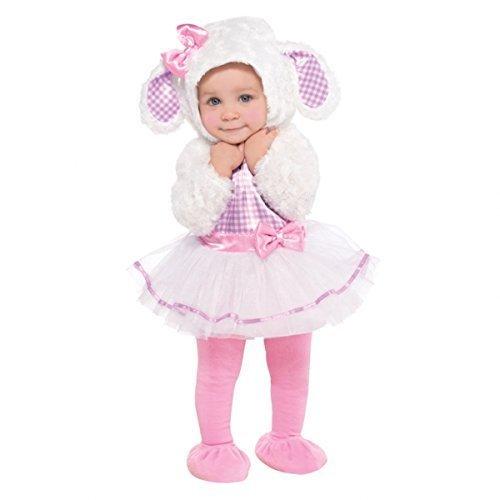 Chris (Little Lamb Costume Toddler)
