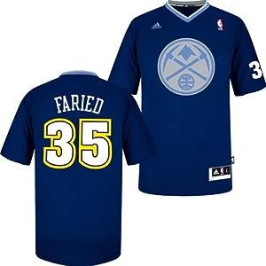 Kenneth Faried Denver Nuggets #35 NBA Youth Swingman Short Sleeve Jersey by adidas