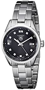 TAG Heuer Women's WV1410.BA0793 Carrera Diamond Watch