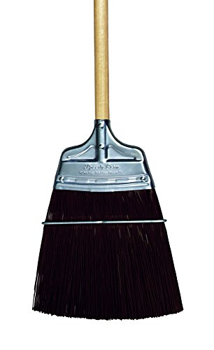 Milwaukee Dustless Brush, Upright broom, brown poly, wood handle (Speedy Corn Broom compare prices)