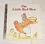 img - for The Little Red Hen A First Little Golden Book Hardback book / textbook / text book