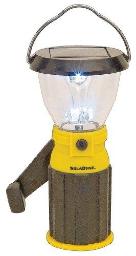 Athena Brands Soladyne 7-Inch Mini Solar Lantern