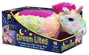 Ontel Products DLRUNI-MC4 Dream Lites Unicorn, As Seen on TV from Ontel Products
