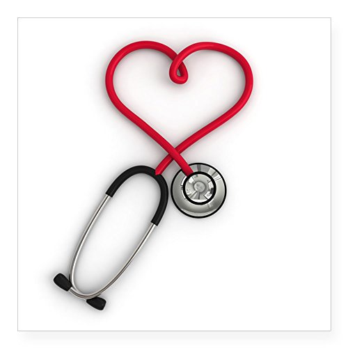 CafePress-Nurses-Have-Heart-Sticker-Square-Bumper-Sticker-Car-Decal-3x3-Small-or-5x5-Large