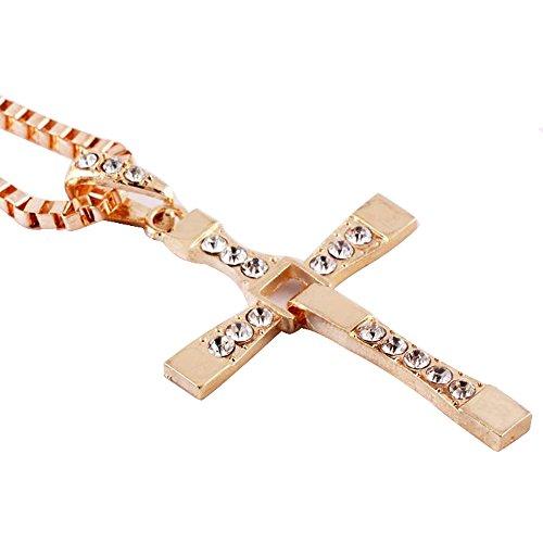 trixes-collar-de-cadena-con-colgante-de-cruz-de-diamantes-y-oro-para-hombres