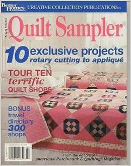 Quilt Sampler Magazine July 2002 Better Homes Gardens