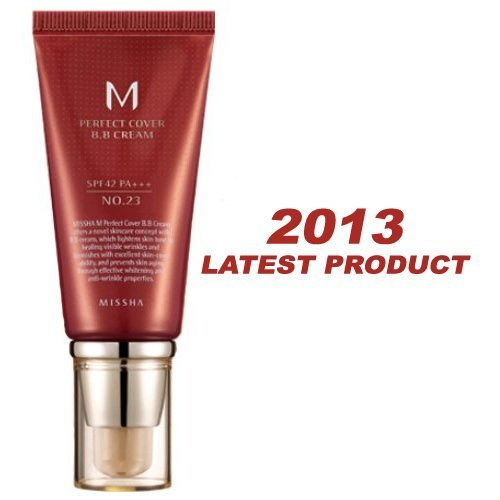 MISSHA M Perfect Cover BB Cream No.23 Natural Beige SPF42 PA+++