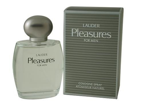 Pleasures By Estee Lauder For Men. Cologne Spray