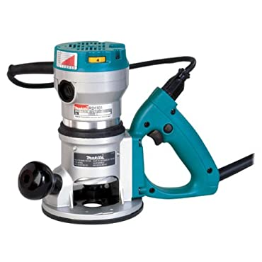 Makita RD1101 2-1/4 HP Variable Speed D-Handle Router