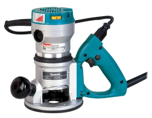 Makita RD1101 2-1/4-Horsepower Variable Speed D-Handle Router