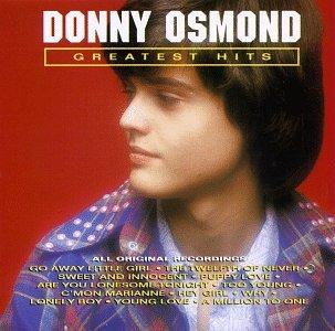 Donny Osmond - Donny Osmond - Greatest Hits - Zortam Music