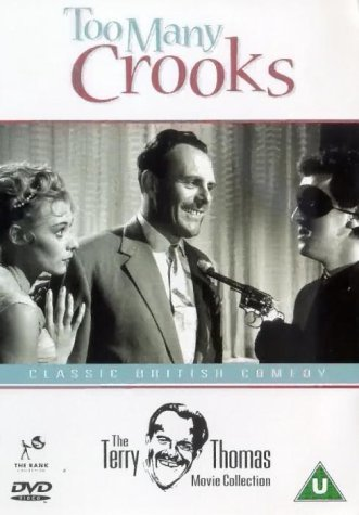 Terry Thomas - Too Many Crooks [DVD] [1959]