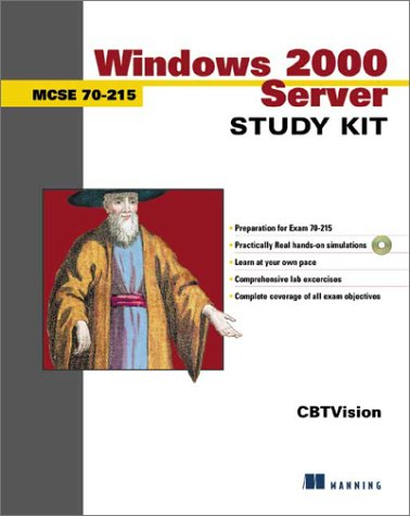 Windows 2000 Server Study Kit: MCSE 70-215