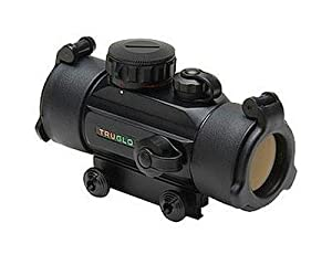 Truglo Red-Dot 30Mm Dual Color Sight, Black