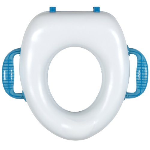 Munchkin Deluxe Potty Seat, Blue