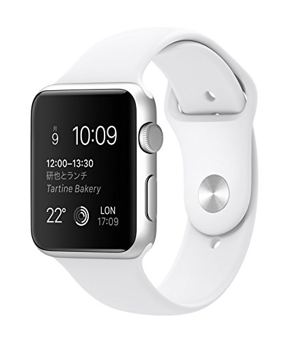 Apple Watch Sport 42mm{MJ3N2J/A}アップルウォ...