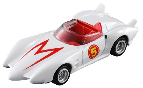 Dream Tomica Speed Racer Mach 1 - 1