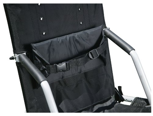 Wenzelite Lateral Support and Scoli Strap for Wenzelite Trotter Mobility Rehab Stroller, Black