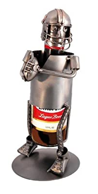 Football Beer Bottle Holder / Caddy