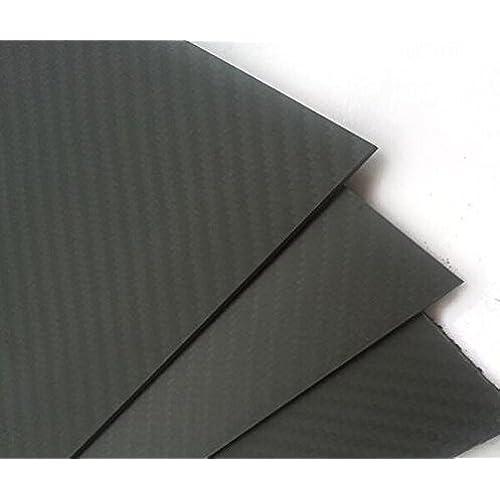 ARRIS 3K 매트 표면 200X300X2.0MM 카본 화이버(fiber) 플레이트 100%탄소 섬유적 층판 카본 판릉직(1pcs)