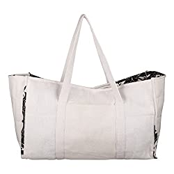 Marmiite 100% Polyester and Linen Handbags