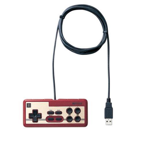 Amazon | iBUFFALO USBゲームパッド 8ボタン スー …