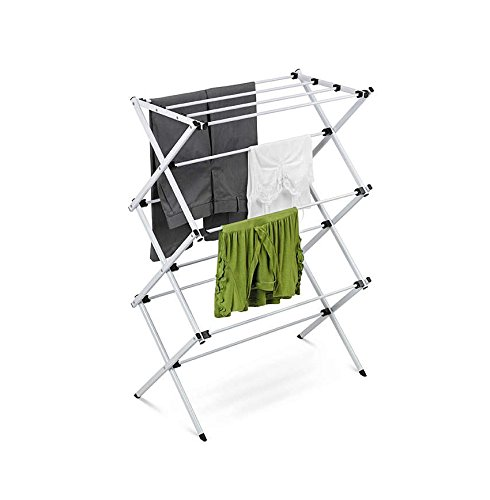 Deluxe Metal Garment Drying Rack