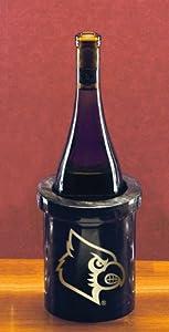 Louisville Cardinals Marble Wine Chiller