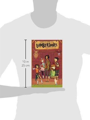 Lumberjanes Volume 1