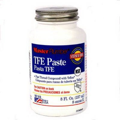 William H Harvey Mp 8Oz Tfe Paste/Teflon 23053 Thread Tape & Paste