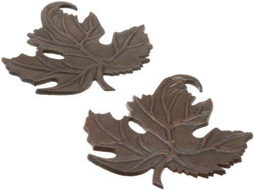 DII Fall Leaves Leaf Trivet, Set of 2