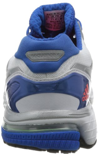 pictures of Adidas Supernova Sequence 6 Running Shoes - 10 - Silver